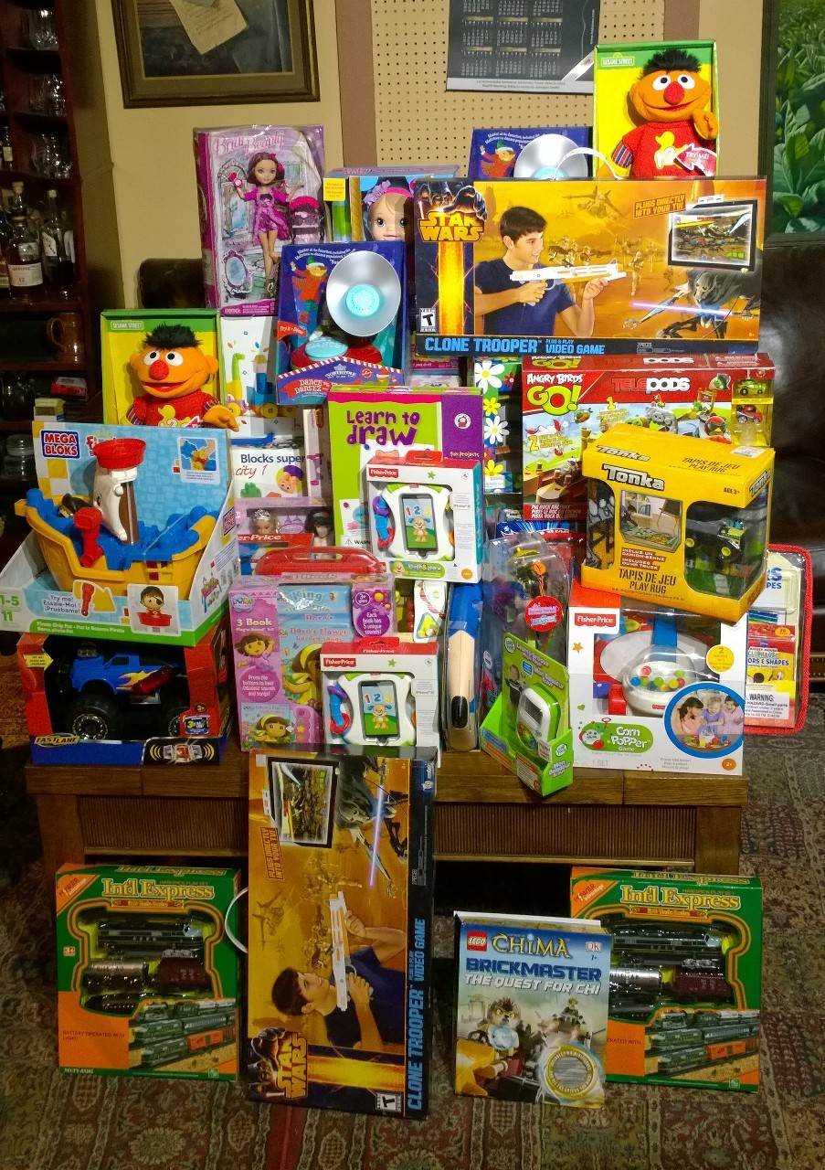 Toys From Santa 74