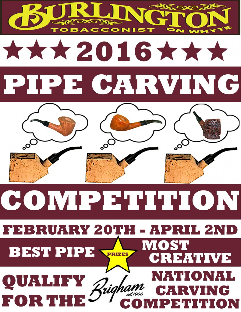 Pipe Carving 2016