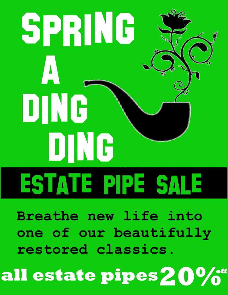 Spring a ding green